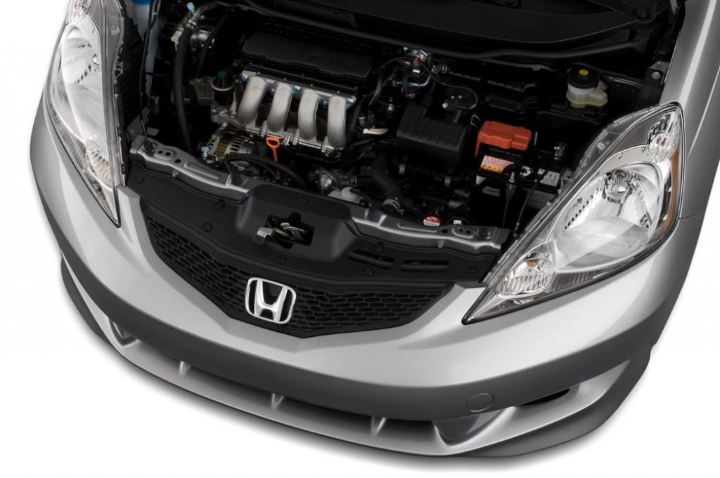honda-fit-engine