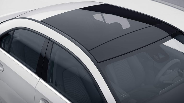 Panoramic Sliding Sunroof