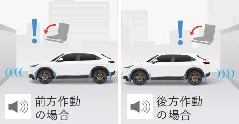 Short-range Collision Mitigation Brake