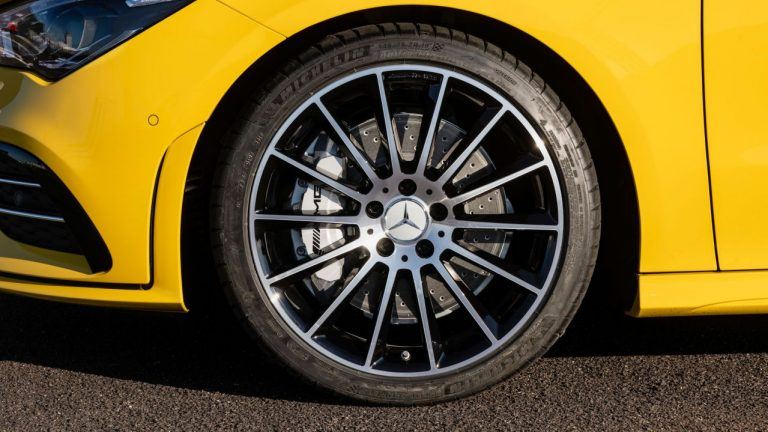 AMG High-Performance Brake System
